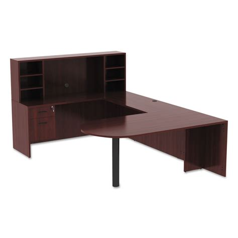Alera Desks by Alera Valencia Series D Top Desk By Alera 174 Aleva277236my