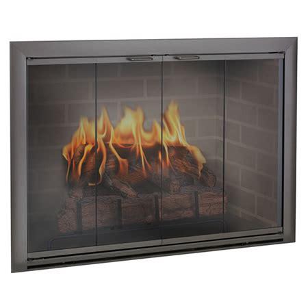 Brookfield Masonry Fireplace Glass Door Woodlanddirect Masonry Fireplace Glass Doors