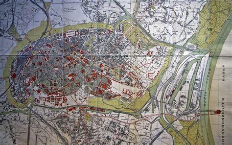 Strasbourg Plan by Carte Strasbourg