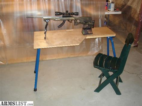 shooting tables for sale armslist for sale portable shooting table