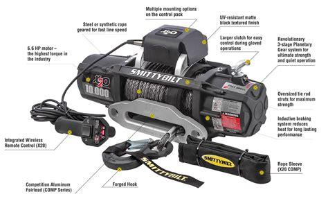 smittybilt xrc 8 winch wiring diagram 28 images