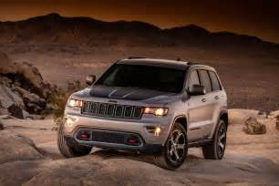 Jeep Grand Trailhawk 2017 Jeep Grand Trailhawk Hiconsumption