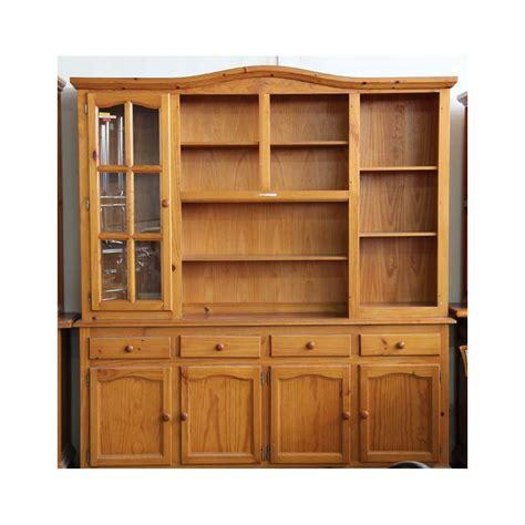 mueble comedor madera rustico
