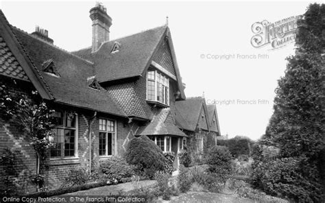 Cottage Hospital by Petersfield Cottage Hospital 1898 Francis Frith