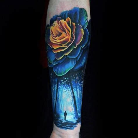 troutdale tattoo colorful tattoos collections