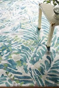 leaf pattern rugs palm leaf pattern living room ideas homegirl