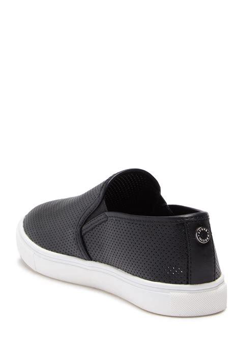Steve Madden Zach by Steve Madden Zach Perforated Slip On Sneaker Nordstrom Rack