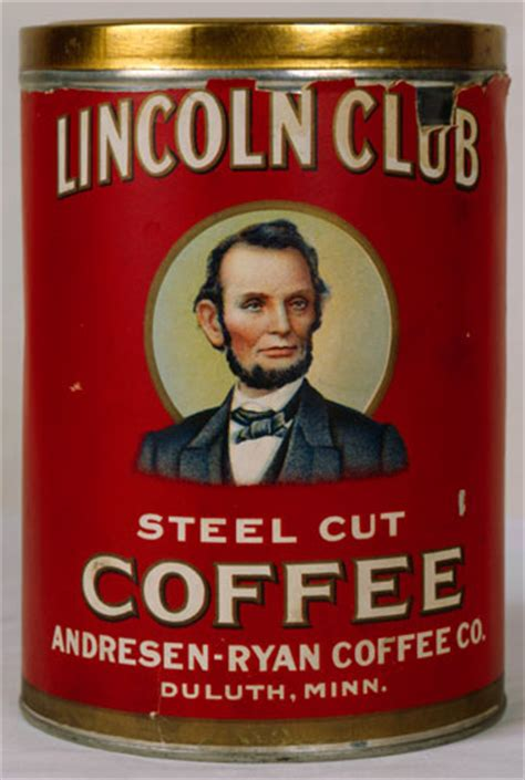 lincoln coffee image gallery lincoln s legacy exhibit state