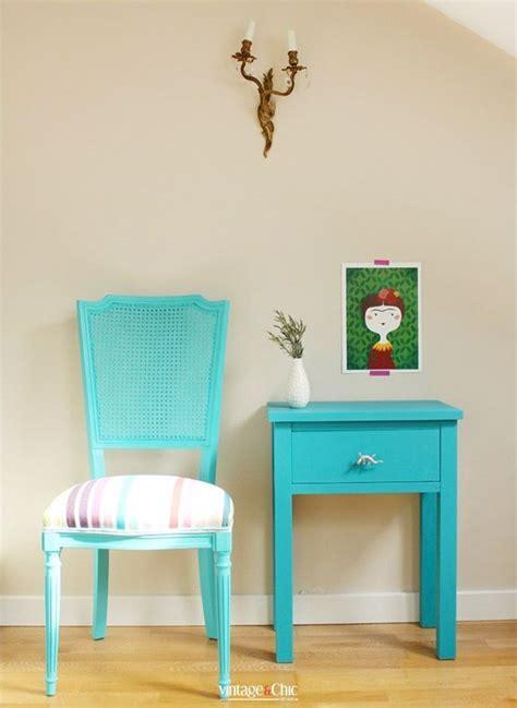 chalk paint sobre mueble lacado pintar dormitorio de melamina con pintura de tiza