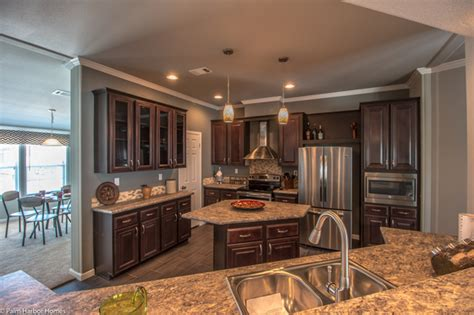 Palm Interiors by New Model Kitchen Palm Harbor Wide Homes Palm