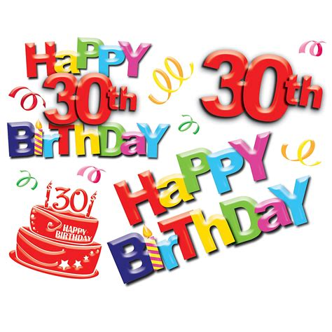 Happy Birthday 30th Wishes Happy 30th Birthday Cards For Facebook Hello I Am