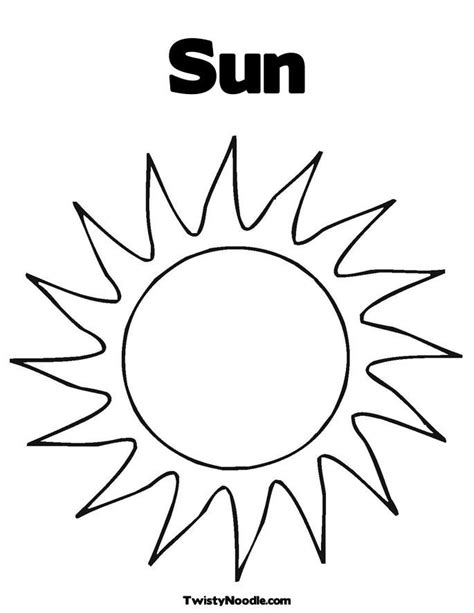 Sun Coloring Page Pdf | sun coloring pages 05 sun coloring pages inspire kids