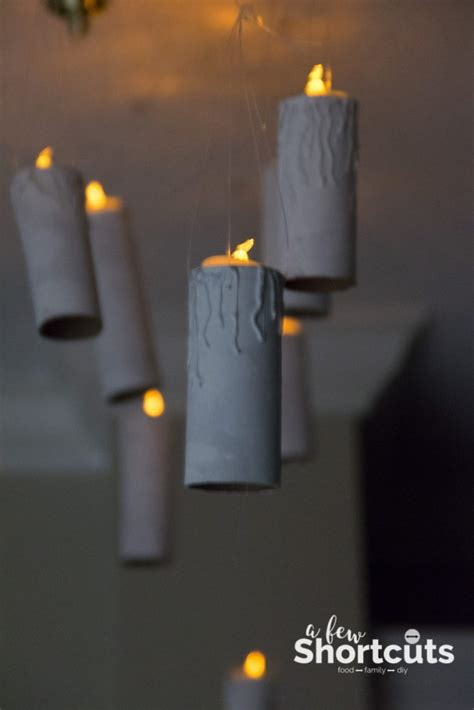 harry potter floating candles diy how to make diy harry potter floating candles a few shortcuts