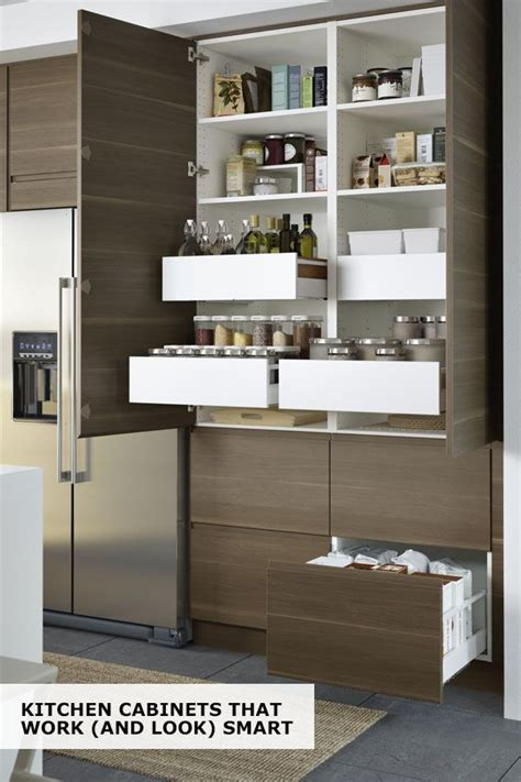ikea kitchen storage cabinets 25 best ideas about kitchen drawers on clever