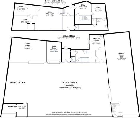 production floor plan studio floorplan bristol film studios ltd