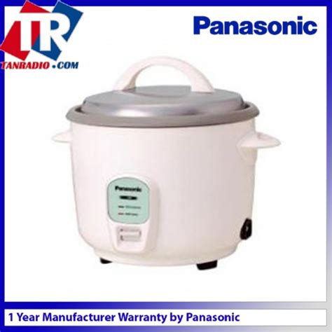 Fuse Rice Cooker panasonic rice cooker 1 8l with dimple pan thermal fuse silver grey sr 18a s rice cookers