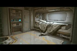 Sci Fi Bedroom