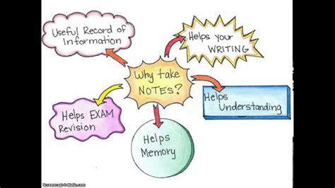 note making styles skills hub note taking strategies youtube
