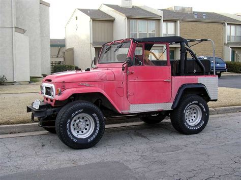 Toyota Fj 44 Toyota Fj 44 Land Cruiser Photos Reviews News Specs