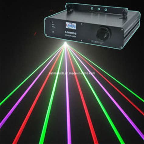 Laser Light Machine by China L388rgb Multi Color Laser Machine China Rgb