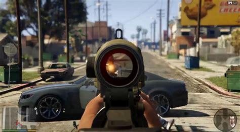 Ps4 Gta V By Boleh by Gta V Versi Pc Ps4 Dan Xbox One Menyokong Mod Pandangan