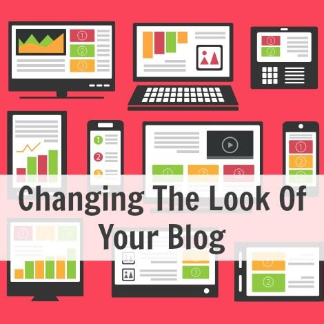 how to change your look free printable blog income expense tracker thinking