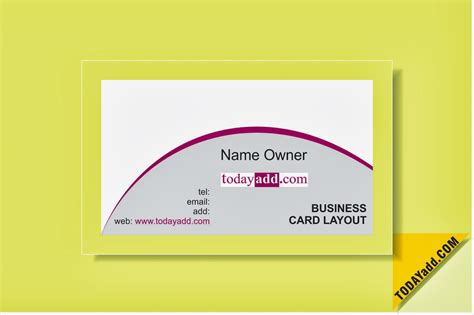 business card templates for corel draw x4 free coreldraw design 2014