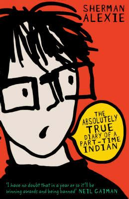 themes indian education sherman alexie the absolutely true diary of a part time indian by