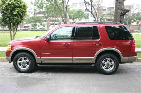 2002 ford explorer vendo ford explorer 2002 version eddie bauer