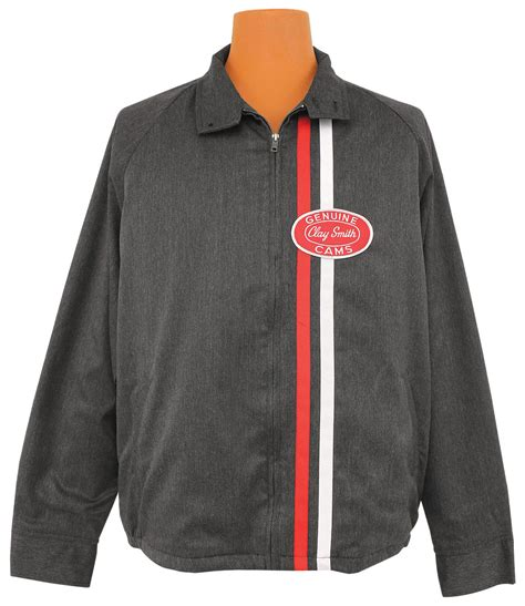 Vest Zipper Homecoming Station Apparel clay smith gas station style jacket opgi