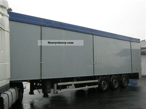 Legras Walking Floor Trailers by Legras 2006 Walking Floor Semi Trailer Photo And Specs