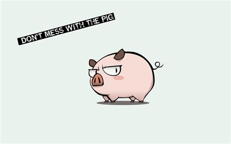 wallpaper cartoon pig cute pig wallpapers wallpaper cave