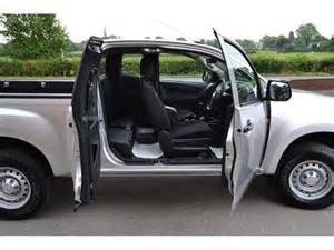 Isuzu Dmax Accessories For Sale Used Isuzu D Max 2 5 Extended Cab 4x4 Up