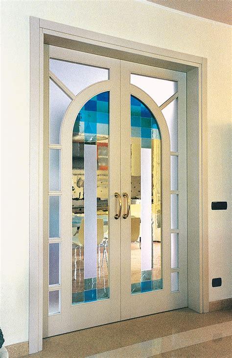 vetro decorato per porte porte scorrevoli con vetro decorato simple porte