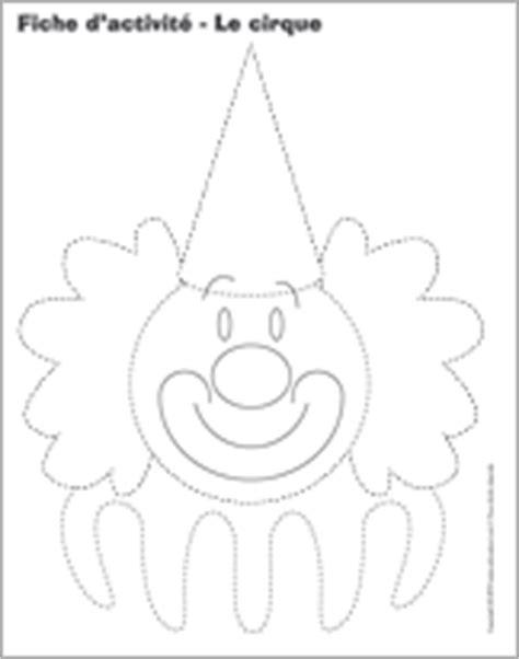 Fiches pedagogiques maternelle cirque