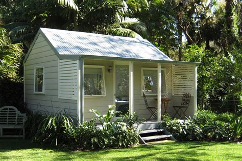 Backyard Cabins Backyard Cabins Cedar Weatherboard Country Kits Or Erected