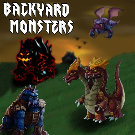 Backyard Monsters Not On by Backyard Monsters Chions By Therevengist On Deviantart