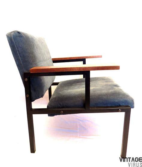 stof voor gispen stoelen vintage industri 235 le fauteuil gijs van der sluis gispen