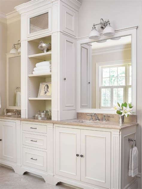 bathroom hutch cabinet best 25 bathroom countertop storage ideas on
