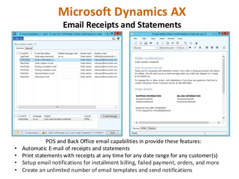 microsoft pos 2009 receipt templates garden and farm pos and business management with microsoft