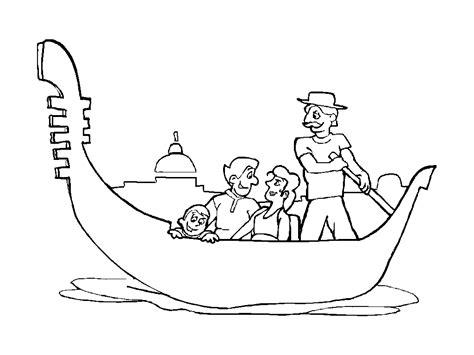how to draw a gondola boat la despensita de paula y sus alumn s travelling around