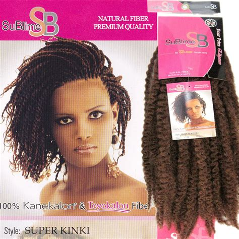 can marley hair break off your hair new fashion kinky twists kanekalon synthetic hair