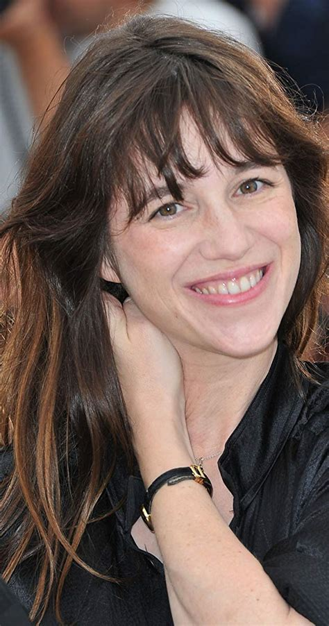 actress name with m charlotte gainsbourg imdb