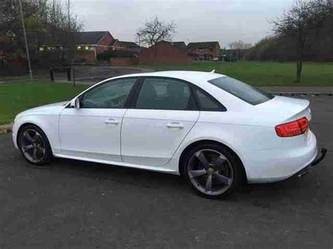 motor auto repair manual 2011 audi a4 seat position control audi 2011 61 a4 2 0 tdi s line black edition white saloon diesel car for sale