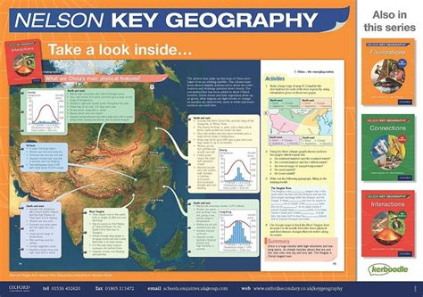 nelson key geography foundations 1408523167 1000 images about oxford geography on what is