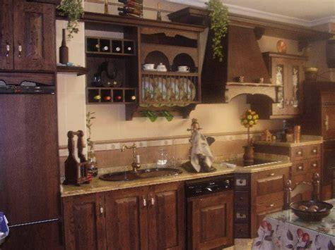estores para cocinas rusticas cocinas rusticas de madera estores para cocinas rsticas