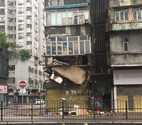 appartments in hong kong collapsed apartment hong kong urbanhell