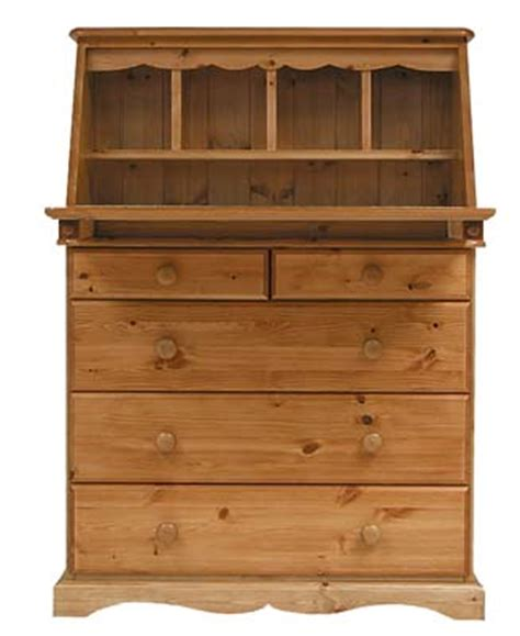 Bureau Drawers by Badger Bureau With Drawers Office Furniture Review