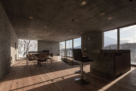 l house l house in niseko japan by florian busch architects homeli