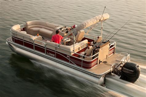 are lowe pontoon boats good 2016 new lowe sf232 sport fish pontoon boat for sale